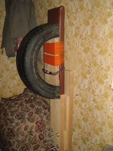 Как сделать макивара в домашних условиях